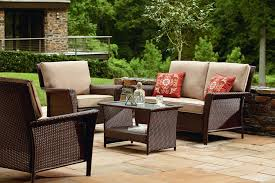 cool patio furniture ideas. breathtaking patio conversation sets design for your cool outdoor furniture ideas brown