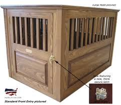 furniture denhaus wood dog crates. interesting crates wooden dog crates decorative solid wood  made in the usa for furniture denhaus wood crates