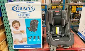 graco milestone car seat only 119 99