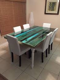 top design furniture. Reclaimed Pallet Table Top Finished With Epoxy Resin Design Furniture