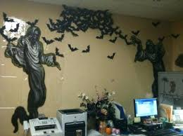 Halloween office decoration theme Kid Friendly Halloween Office Decorations Office Decorating Ideas Make Easy Decorations Pencils Are Good For Sketching Out Designs Halloween Office Decorations Ohilaorg Halloween Office Decorations Cubicle Office Decorations Decorating