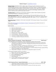 Resume Templates For Good Resume Templates Mac Free Career Resume