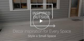 Image Cute Explore Small Patio Ideas Decor Inspiration For Every Space Legendschannelcom Patio Design Ideas The Home Depot