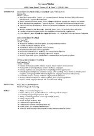 Marketing Mgr Resume Samples Velvet Jobs