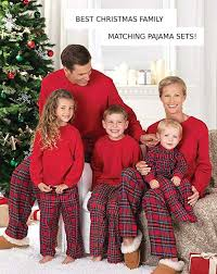 best christmas pajama sets family matching jammies Top 10 Best Christmas Family Pajamas 2019 \u2013 Latest Bestsellers Only