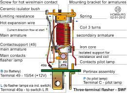 technische website nsu motor hans homburg hot wire flasher unit flasher unit hot expansion wire