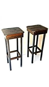 rustic wood bar stools. Rustic Wood Bar Stool Cheap Counter Farmhouse Stools Shabby Chic Wooden Outdoor
