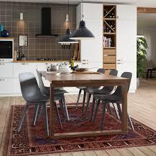 Mörbylånga Tisch Eichenfurnier Braun Las In 2019 Products Tisch