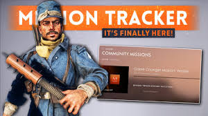 Battlefield 1 Mission Tracker ...
