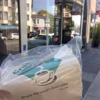 All bags come in a twelve ounce size with whole beans. Graffeo Coffee Coffee Shop In San Francisco