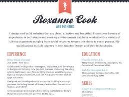 Best Font For Modern Resume Cool Resume Fonts Zlatan Fontanacountryinn Com