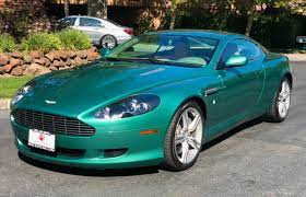No Reserve 20k Mile 2005 Aston Martin Db9 Coupe For Sale On Bat Auctions Sold For 40 500 On October 23 2018 Lot 13 415 Bring A Trailer
