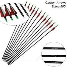 Archery Carbon Arrows