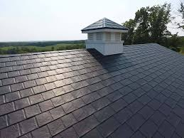 image may contain sky house and outdoor interlock metal roofing62