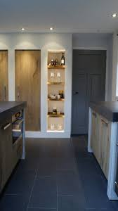 white kitchen lighting. Kitchen Cabinets Galley White Grey Light Hickory Solid Stone Island Brown Polished Countertops Lighting