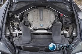 Engine Wiring Wire Harness 4.4L V8 12517619595 BMW X5 xDrive50i ...