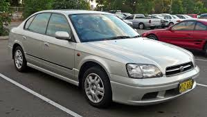 Subaru Legacy (third generation) - Wikipedia