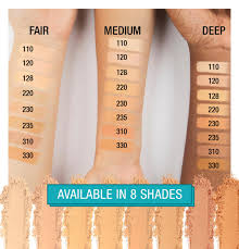 Maybelline Fit Me Colour Chart Maybelline Fit Me Powder Foundation Ultra Smooth Poreless Coverage Makeup 11 11 Sale