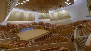 Oxnard Performing Arts Center Seating Chart Nagata Acoustics Acoustical Consulting For The Performing Arts
