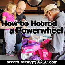 turning vapid to rapid how to hotrod a power wheels sisters how to hotrod a power wheel super easy step by step tutorial on