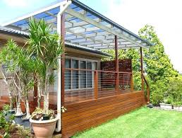 roof over deck ideas build a amazing covered to inspire s61 deck