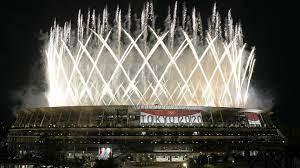 فيديو   ألعاب نارية تضيء سماء طوكيو في حفل افتتاح الأولمبياد