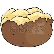 baked potato clip art. Interesting Clip Baked Potato And Baked Potato Clip Art T