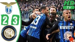 Lazio Vs Inter Milan 2-3 All Goals & Highlights 20-05-2018 || Inter  Qualifies for Champions League - YouTube