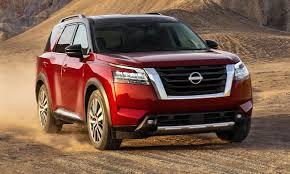 Nissan เปิดตัวเอสยูวี 7 ที่นั่ง รุ่นใหม่ The New Pathfinder 2022