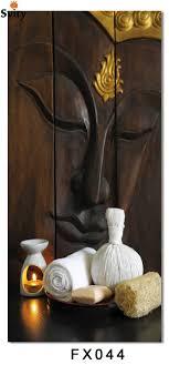 Buddha Head Decor Online Buy Wholesale Buddha Home Decor Canvas Wall Art From China
