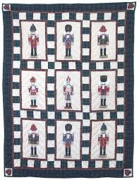 Nutcracker Quilts - Country Quilts by Choice Quilts & Nutcracker Wall Hanging/Throw Adamdwight.com