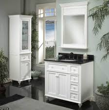 elegant black wooden bathroom cabinet. enchanting decorating ideas using black granite countertops and rectangular white wooden vanity cabinets also with elegant bathroom cabinet e