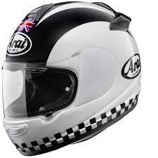 Arai Signet Q Bomb Arai Chaser V Legend Helmet White Xs 53