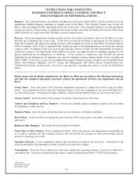 Cover Letter Template For Caterer Resume Examples Ideas Collection