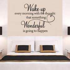 heart family wonderful bedroom quote wall stickers art room removable decals diy on wall art stickers quotes ebay with wall stickers quotes vinyl wall decals ebay