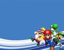 Mario Powerpoint Template In 2019 Super Mario Bros Mario