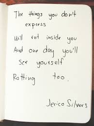 art quotes writing poetry poem jerico silvers epigram ... via Relatably.com