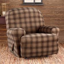 Slipcovers Living Room Chairs Furniture Cool Recliner Slipcover Collection For Awesome Home