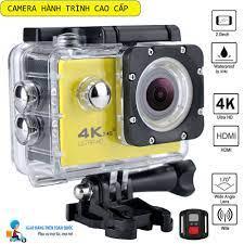 Camera Hành Trình Chống Nước,Camera Hành Trình Sports 4K Ultra Hd Wifi.Phân  Giải 1080P Full HD.Chống Rung Lắc,Chống Nước tại Hà Nội