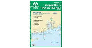 Narragansett Bay To Cuttyhunk Block Island Waterproof