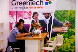 let s connect inspire share be helpful again next year hi i m mariska dreschler as connector of horticulture professionals like growers and technology suppliers we as greentech are continuously looking for