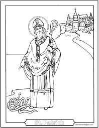 Small Picture Saint Patricks Day Coloring Pages