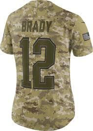 Brady Camouflage Jersey Camouflage Tom Tom