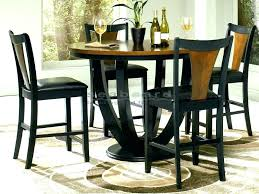 round bar table with stools small pub table and chairs kitchen pub table sets impressive round