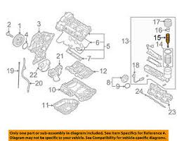 hyundai oem 07 08 entourage engine parts core 263523c100 image is loading hyundai oem 07 08 entourage engine parts core