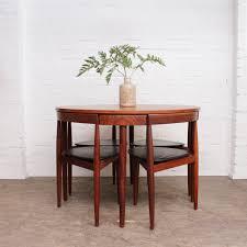 Mill Vintage Interior Tisch 4 Stühle Dänemark Vintage