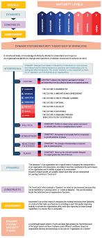 Organisation Capability Maturity Framework Org Cmf
