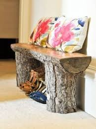 rustic wood furniture ideas. rustic bench wood furniture ideas a