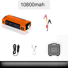 China 10800mAh <b>Multifunctional Car</b> Jump <b>Starter</b> Power Supply ...