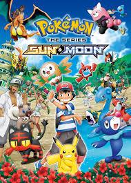 Watch Pokémon the Series: Sun and Moon Online   Season 2 (2017)